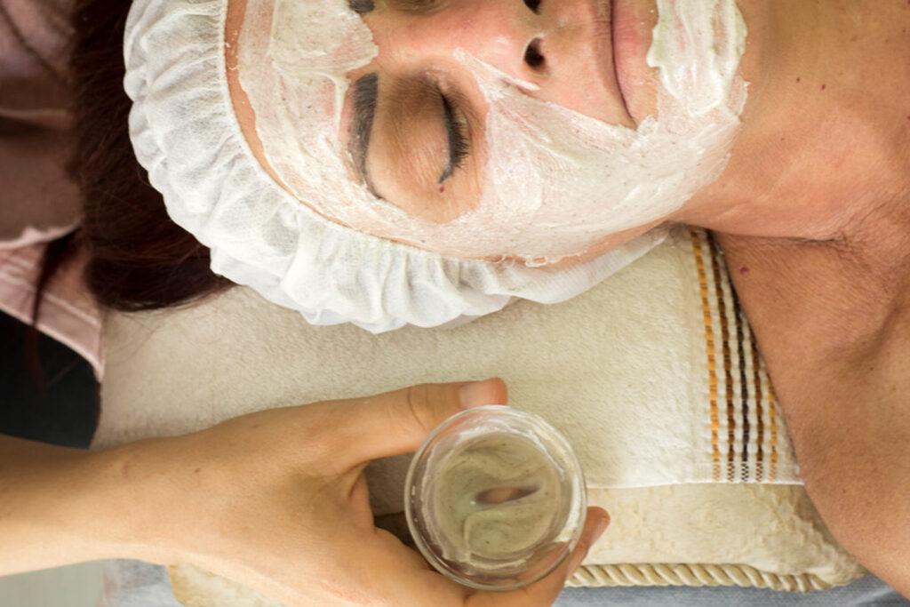 טיפול פנים קוסמטיקה טבעית, טיפוח טבעי